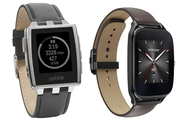 asus zenwatch 3 vs huawei watch